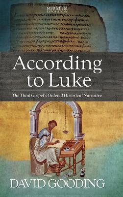 According to Luke, Gooding, David