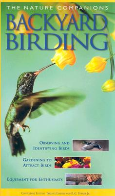 Image for The Nature Companions Backyard Birding (Nature Companion Series)