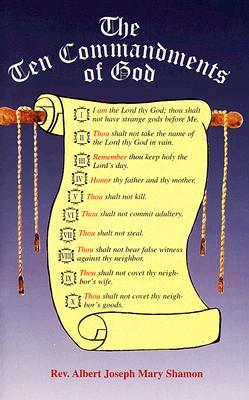 Image for The Ten Commandments of God