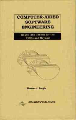 Image for Computer-Aided Software Engineering: Issues and Trends for the 1990s and Beyond