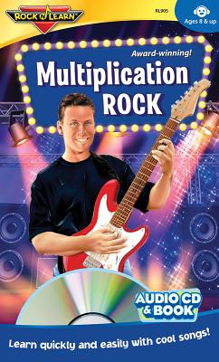Multiplication Rock (Rock 'N Learn), Brad Caudle; Richard Caudle