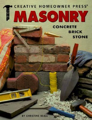 Image for Masonry: Concrete, Brick, Stone