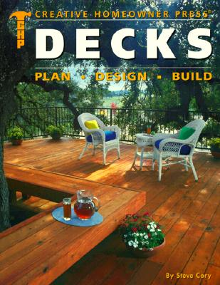 Image for DECKS: PLAN, DESIGN, & BUILD