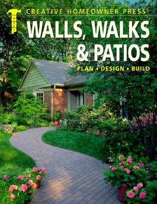 Image for Walls, Walks & Patios : Plan - Design - Build