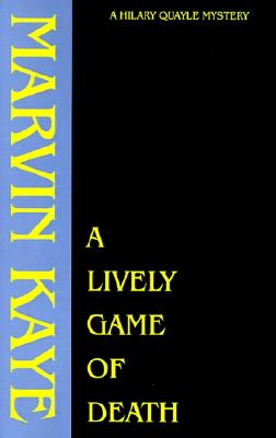 Image for A Lively Game of Death (Hilary Quayle Mysteries)