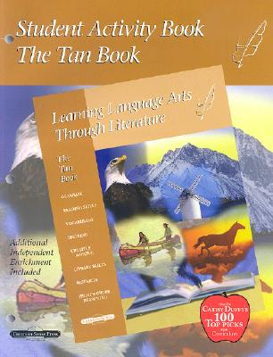Image for Learning Language Arts Through Literature (Tan Student Activity Book)