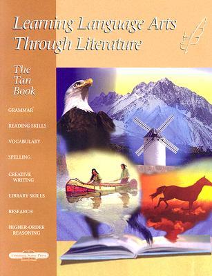 Image for Learning Language Arts Through Literature (Tan Teacher Book 6th Grade)
