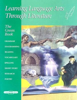 Image for Learning Language Arts Through Literature: The Green Teacher Book (7th Grade)