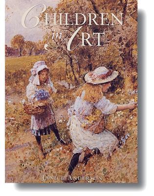 Children in Art, Anderson, Janice