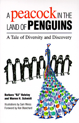 Image for A Peacock in the Land of Penguins: A Tale of Diversity and Discovery