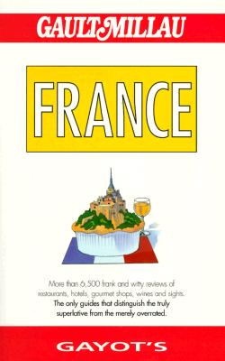 Image for Gayot's France (The Best of ...)