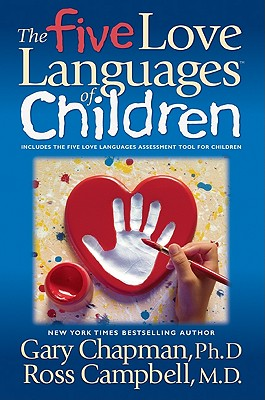 Image for FIVE LOVE LANGUAGES OF CHILDREN