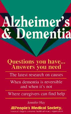 Image for Alzheimer's & Dementia: Questions You Have...Answers You Need