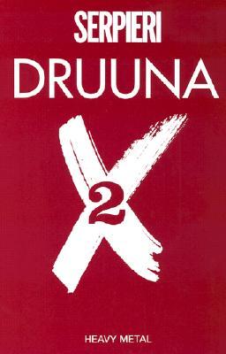 Druuna X 2, Serpieri, Paolo E.