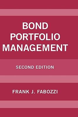 Image for Bond Portfolio Management, 2nd Edition