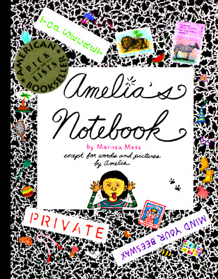 Image for Amelia's Notebook