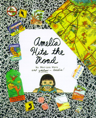 Image for Amelia Hits the Road