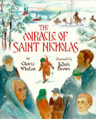 The Miracle of Saint Nicholas (Golden Key Books), Gloria Whelan