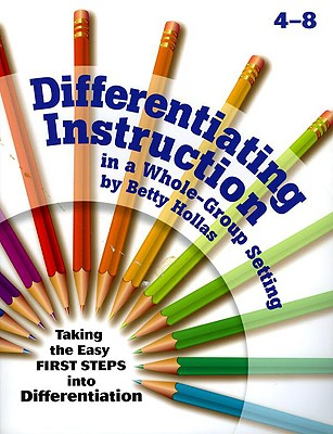 Image for Essential Learning Products Grades 3-8 Differentiating Instruction in a Whole-Group Setting Book Aid