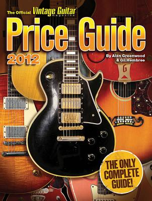 Image for 2012 Official Vintage Guitar Magazine Price Guide