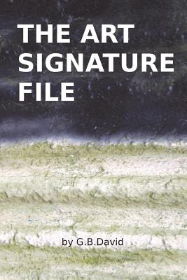 Image for The Art Signature File