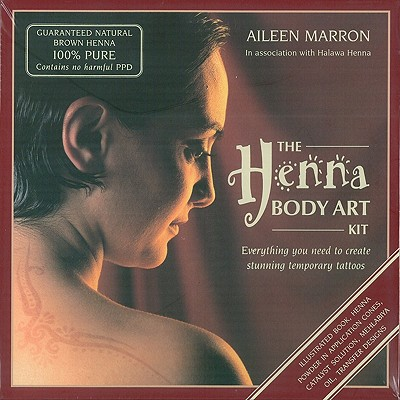 Image for The Henna Body Art Kit: Everything You Need to Create Stunning Temporary Tattoos