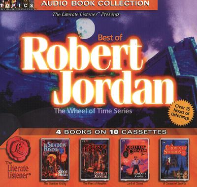 Image for Best of Robert Jordan: The Shadow Rising; The Fires of Heaven; Lord of Chaos; A Crown of Swords (The Wheel of Time Series)