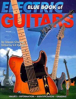 The Blue Book of Electric Guitars, Chevne, Steven; Cherne, Steve