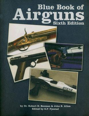 Image for The Blue Book of Airguns