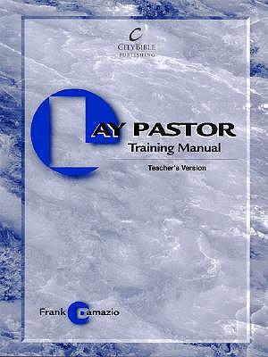 Image for Lay Pastor Training Seminar-Teacher