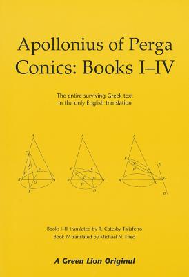Conics Books I-IV, Apollonius of Perga