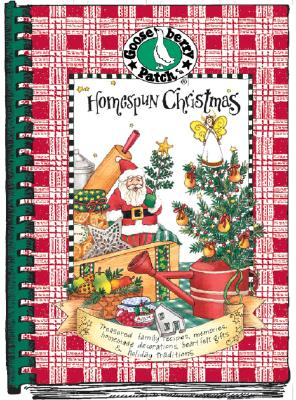 Image for Homespun Christmas: Treasured family recipes, memories, homemade decorations, heartfelt gifts & holiday traditions