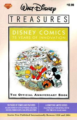 Image for Walt Disney Treasures - Disney Comics: 75 Years of Innovation