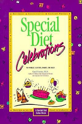 Image for SPECIAL DIET CELEBRATIONS NO WHEAT, GLUTEN, DAIRY OR EGGS