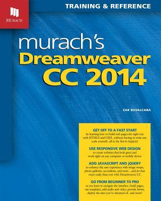 Image for Murach's Dreamweaver CC 2014