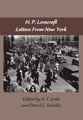 Image for LETTERS FROM NEW YORK