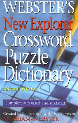 Image for Webster's New Explorer Crossword Puzzle Dictionary