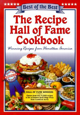 Image for The Recipe Hall of Fame Cookbook: Winning Recipes from Hometown America