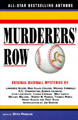 Image for Murderers' Row: Baseball Mysteries