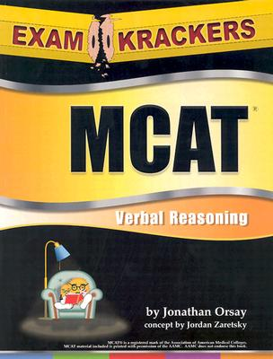 Image for Examkrackers McAt Verbal Reasoning and Math