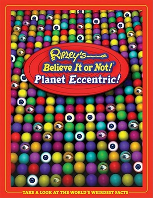 Image for Ripley's Believe It Or Not! Planet Eccentric