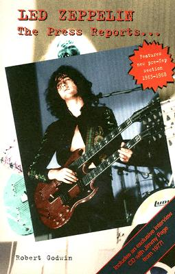 Image for Led Zeppelin: The Press Reports [includes CD -- Interview with Jimmy Page]
