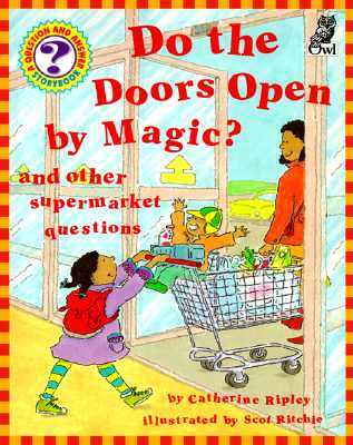 Image for DO THE DOORS OPEN BY MAGIC