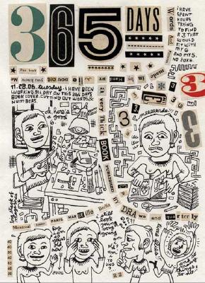 Image for 365 Days: A Diary by Julie Doucet