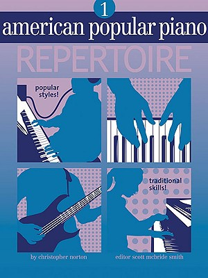 Image for American Popular Piano Repertoire Level 1 Book and CD