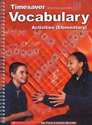 Image for Timesaver Vocabulary Activities (Elementary)