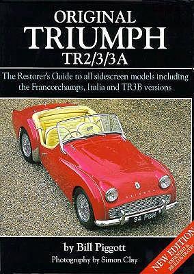 Image for Original Triumph TR2/3/3A