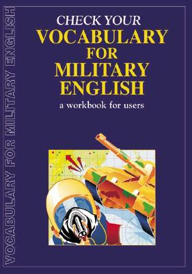 Image for Check Your Vocabulary for Military English