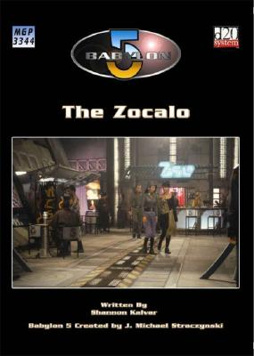 Image for Babylon 5: The Zocalo