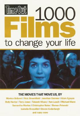 Image for Time Out 1000 Films to Change Your Life (Time Out Guides)